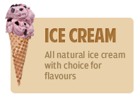 All Natural Ice Cream